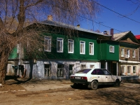 neighbour house: st. Chapaevskaya, house 10. Apartment house