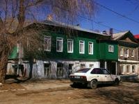 Samara, st Chapaevskaya, house 10. Apartment house