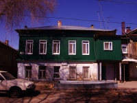 Samara, Chapaevskaya st, house 10. Apartment house