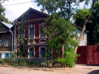 Samara, st Chapaevskaya, house 15. Private house