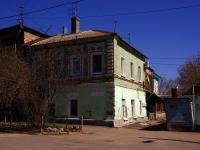 Samara, st Chapaevskaya, house 19. Apartment house