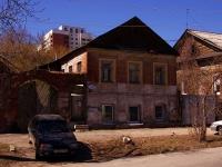 Samara, st Chapaevskaya, house 20. Private house