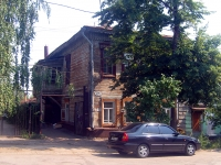 Samara, Chapaevskaya st, house 21. Apartment house