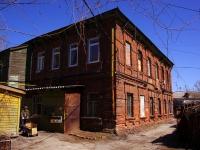 Samara, Chapaevskaya st, house 23. Apartment house