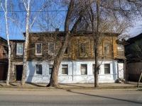 Самара, улица Чапаевская, дом 25. многоквартирный дом