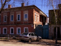 Samara, Chapaevskaya st, house 27. Apartment house