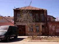 Samara, Chapaevskaya st, house 28. Apartment house
