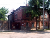 Samara, Chapaevskaya st, house 29. Apartment house