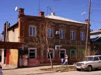 neighbour house: st. Chapaevskaya, house 30. Apartment house