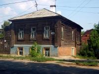 萨马拉市, Chapaevskaya st, 房屋 35. 公寓楼