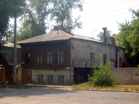 Samara, Chapaevskaya st, house 36. Apartment house