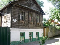 neighbour house: st. Chkalov, house 81. Private house