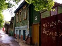 Самара, улица Чкалова, дом 47. индивидуальный дом