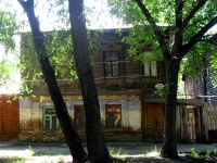 Samara, Chkalov st, house 21. Apartment house