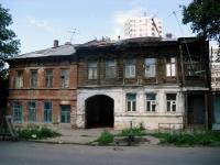 Samara, Chkalov st, house 36. vacant building