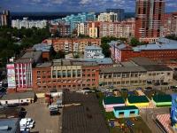 Самара, улица Чкалова, дом 90. офисное здание
