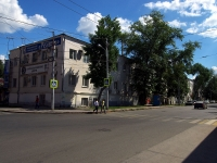 neighbour house: st. Chkalov, house 100. office building