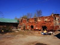 Samara, st Aleksey Tolstoy. vacant building