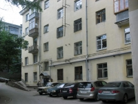 Samara, Chkalovskiy Spusk st, house 2. Apartment house