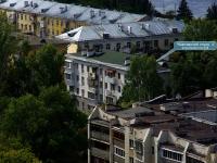 Samara, st Chkalovskiy Spusk, house 4. Apartment house