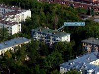 Samara, Chkalovskiy Spusk st, house 4. Apartment house