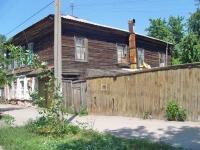 neighbour house: st. Yarmarochnaya, house 34. Apartment house