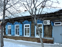 Samara, Yarmarochnaya st, house 36. Private house