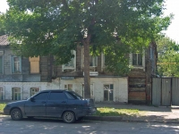 neighbour house: st. Yarmarochnaya, house 37. Apartment house