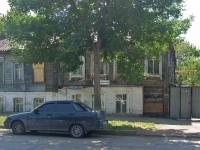 neighbour house: st. Yarmarochnaya, house 37. Apartment house