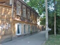 neighbour house: st. Yarmarochnaya, house 38. Apartment house