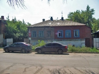 neighbour house: st. Yarmarochnaya, house 41. Apartment house