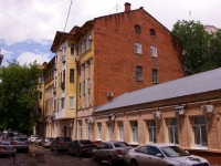 Samara, Yarmarochnaya st, house 16. Apartment house