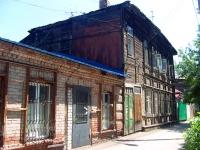 Samara, Yarmarochnaya st, house 28. Apartment house