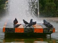 萨马拉市, 喷泉 в честь 30-летия ПобедыYarmarochnaya st, 喷泉 в честь 30-летия Победы