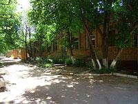 Samara, st Bolnichnaya, house 3А. multi-purpose building