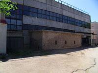 Samara, st Bolnichnaya, house 8. industrial building
