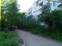 Samara, Bolnichnaya st, house 16. Apartment house