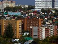 Самара, улица Академика Платонова, дом 49А. общежитие СамГУ