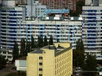 Самара, улица Академика Платонова, дом 10 к.4. многоквартирный дом