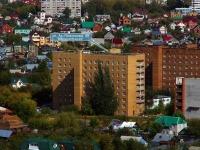 Самара, улица Академика Платонова, дом 49. общежитие СамГУ