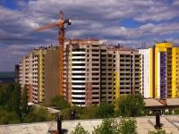 Самара, улица Гая, дом 27А/СТР. строящееся здание