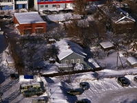 Samara, alley Glinki, house 4. Private house