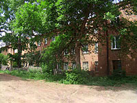 Samara, st Yeroshevskogo, house 1. Apartment house