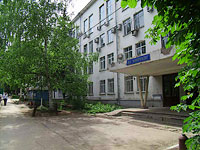neighbour house: st. Yeroshevskogo, house 3А. office building