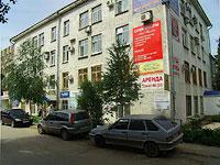 Samara, st Yeroshevskogo, house 3. office building