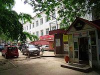 Samara, st Yeroshevskogo, house 5. office building