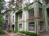 neighbour house: st. Yeroshevskogo, house 6. Apartment house