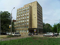 Samara, Yeroshevskogo st, house 7. office building