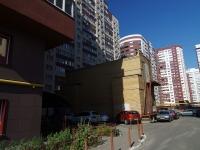 Samara, st Yeroshevskogo. service building
