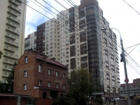 Samara, Yeroshevskogo st, house 18. Apartment house